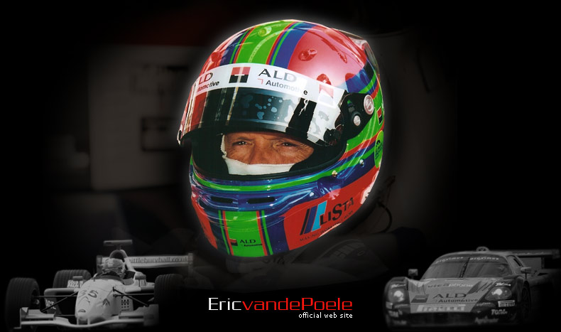 Official web site of Eric van de Poele