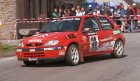 2003 Rally together with Roland van den Branden