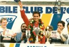 Formula 3000 1989 : together with Erik Comas & Eric Bernard