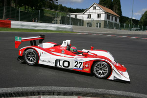 Spa 1000 kms 2007 - horag racing
