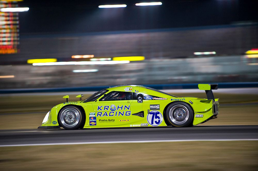2009 - Lola-Ford at the Rolex 24