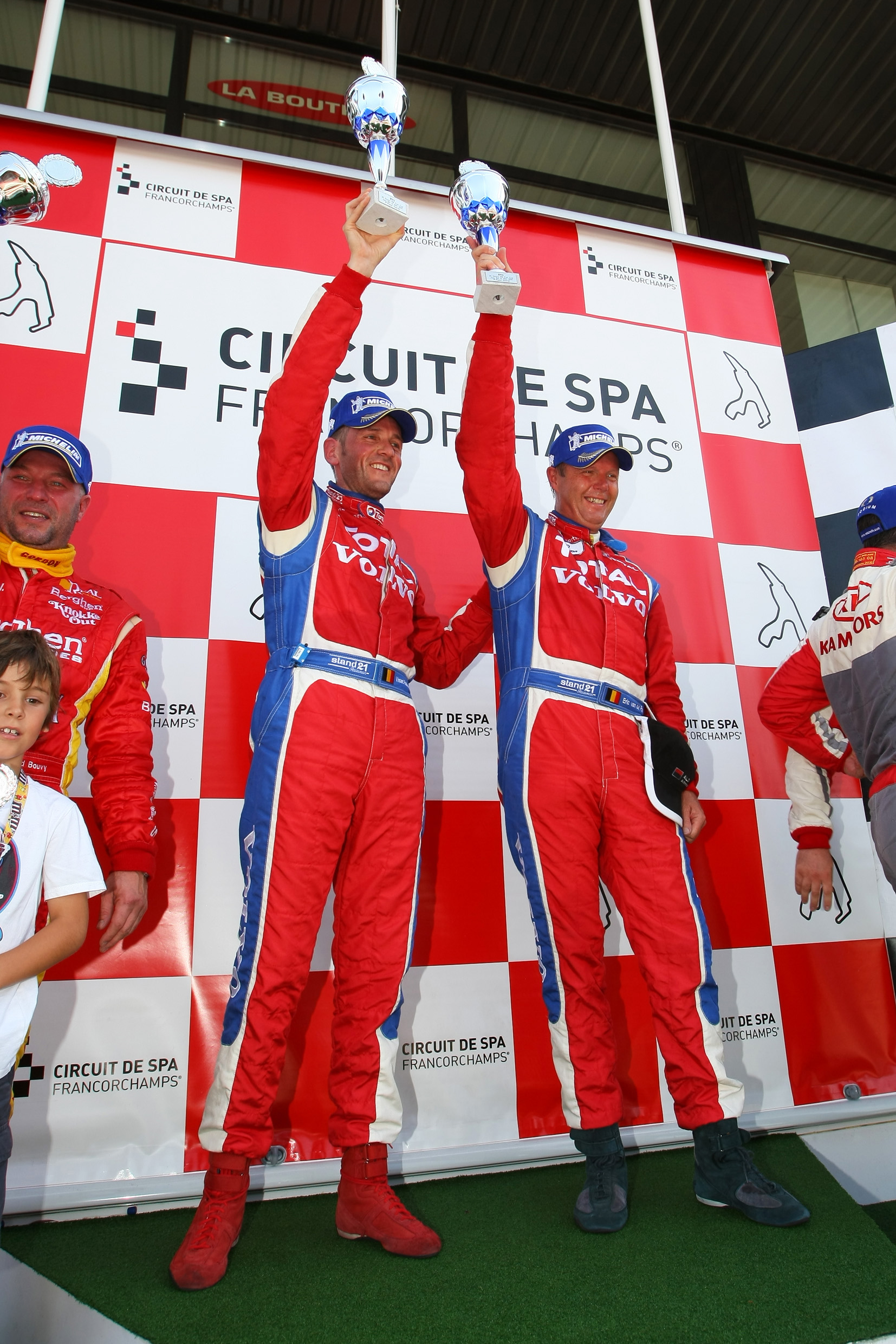 2010 - Francorchamps BTCS July